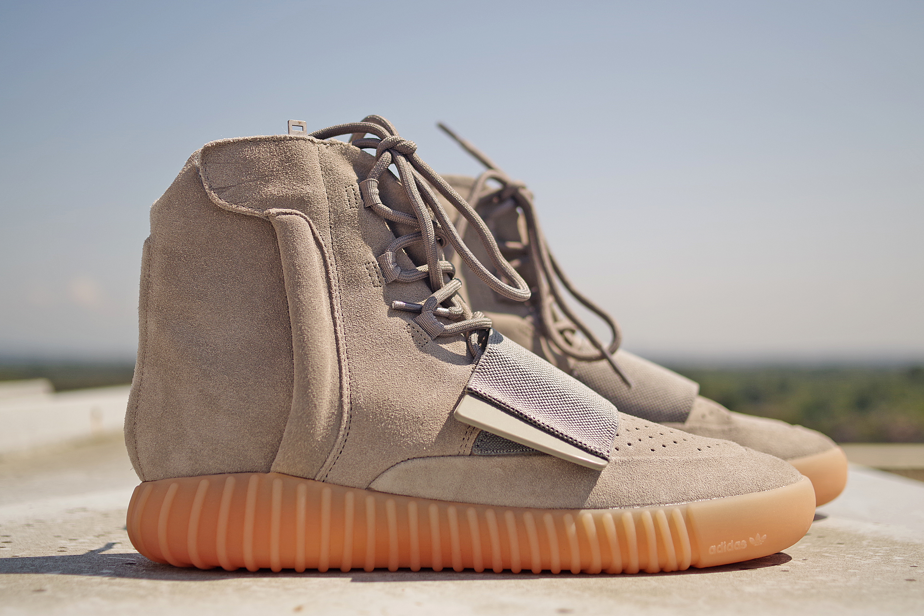 adidas yeezy boost 750 side